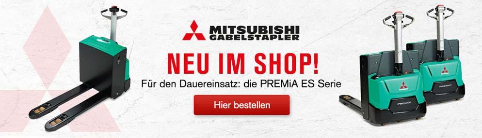 Mitsubishi Elektrohubwagen